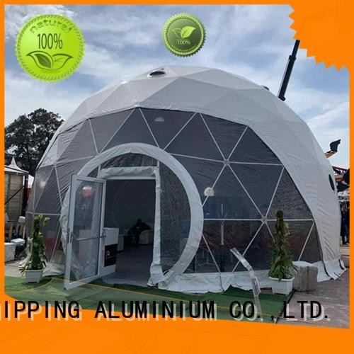 COSCO party dome tents for sale in different shape for disaster Relief