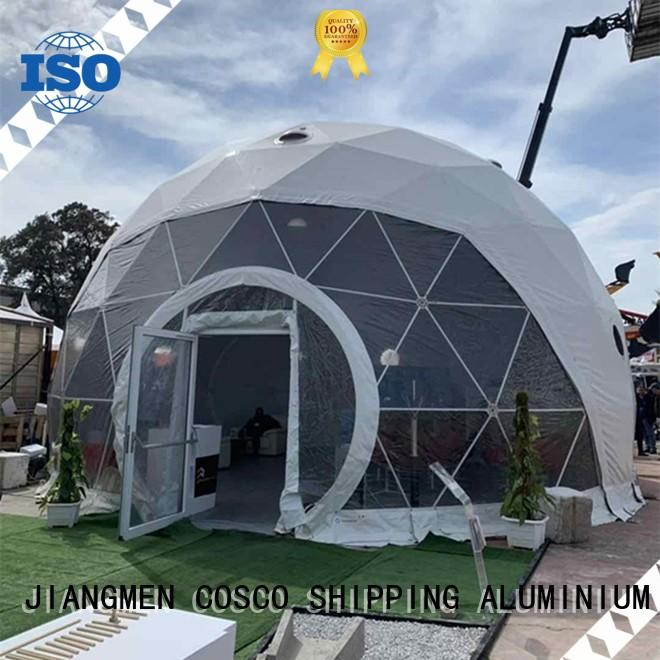 dome shaped tent available snow-prevention COSCO