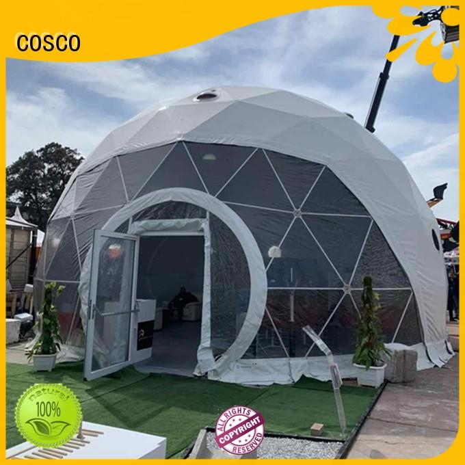 COSCO available event tents for sale experts