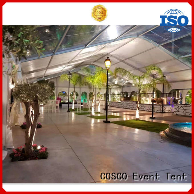 outdoor marquee tents prices wedding grassland COSCO