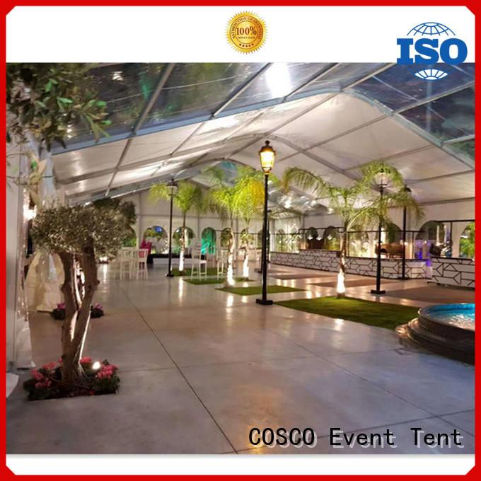 outdoor marquee tents prices wedding grassland COSCO
