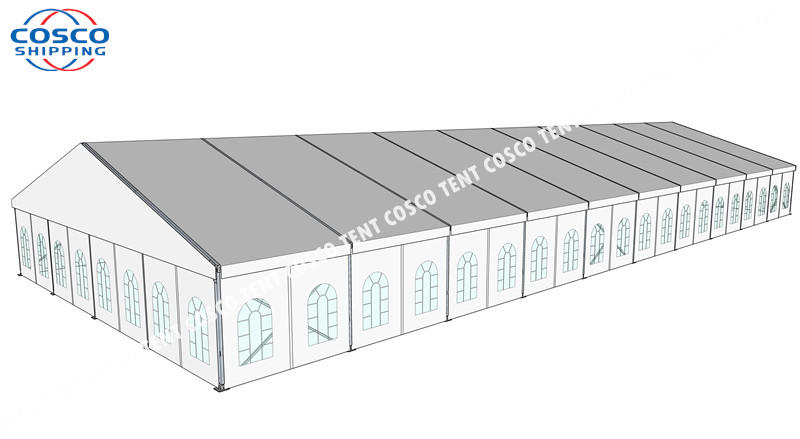tent party tent cost modular for holiday COSCO-3