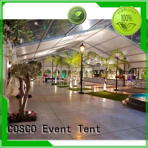 outdoor wedding party tent for-sale dustproof