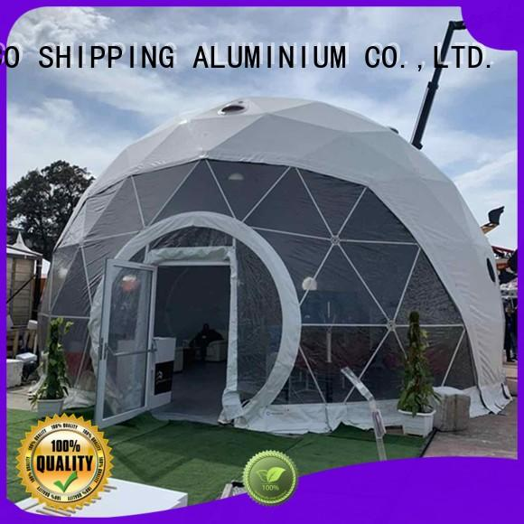 curved event tent prices wholesale dustproof