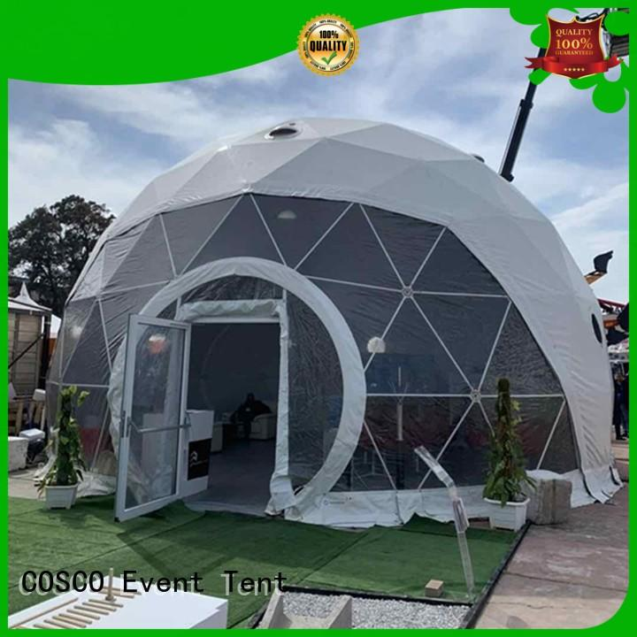 COSCO party event tents for sale effectively grassland