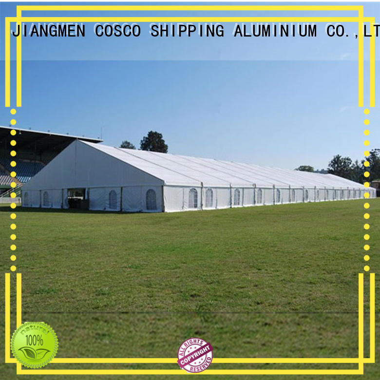 COSCO event party tents for sale for sale for engineering