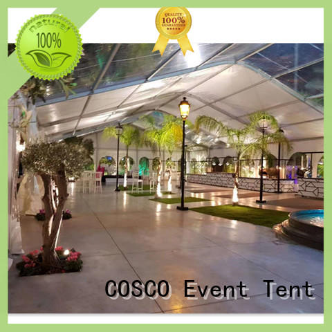exhibition canopy tent structure arcum marquee sizes style COSCO Brand